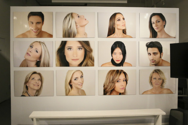 Faces of Beauty by Marsin 1