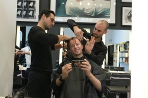 John Barrett Salon Marsin 2